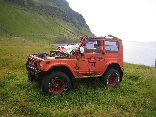 Þórdís&Dúddi Blogg Galtarviti